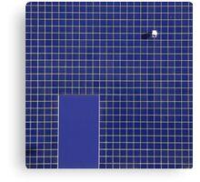 Round Rectangular Square Canvas Print