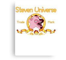 Steven Universe - MGM Parody Canvas Print