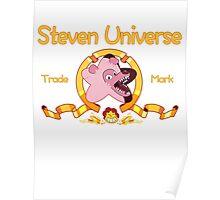 Steven Universe - MGM Parody Poster