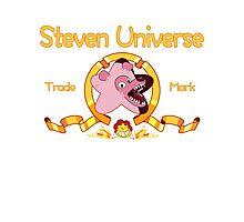 Steven Universe - MGM Parody Photographic Print