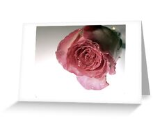 New Flower Project 107 Greeting Card