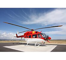 Helicopter Eurocopter EC145 #1 Photographic Print