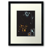 Soma Assembly Required Framed Print