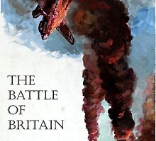 The Battle Of Britain WW2 Art reproduction by verypeculiar