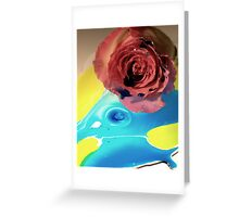 New Flower Project 119 Greeting Card