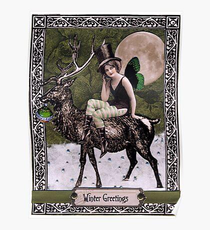 Winter Greetings Poster