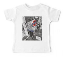 Snaresbrook Tube Station Baby Tee