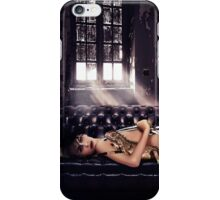 High Fashion Sofa Fine Art Print iPhone Case/Skin