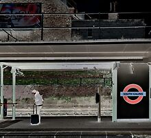 South Ealing Tube Station by AntSmith
