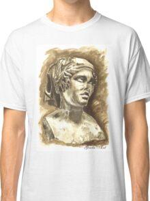 Female Bust - Sculpture I-III DC, Rome Classic T-Shirt