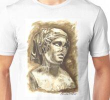 Female Bust - Sculpture I-III DC, Rome Unisex T-Shirt