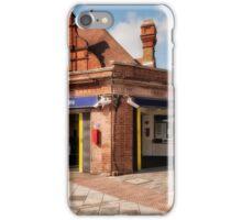 Southfields Tube Station iPhone Case/Skin