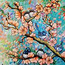 Amongst the Blossoms by Sally Ford