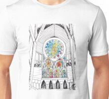 La Sagrada Familia Unisex T-Shirt