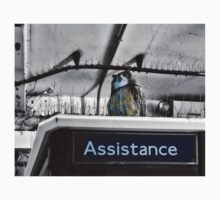 South Harrow Tube Station One Piece - Long Sleeve