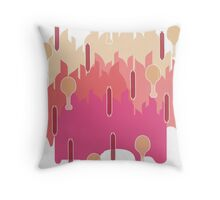 Steven Universe - Meat Beat Mania Meat! Throw Pillow