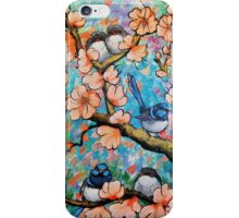 Amongst the Blossoms iPhone Case/Skin