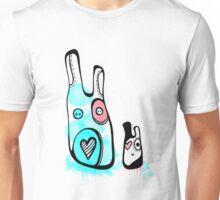 Baxter + Iggy Bunny Friends Unisex T-Shirt