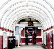 South Kenton Tube Station Sticker