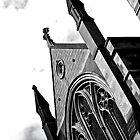The Church by Ruben D. Mascaro