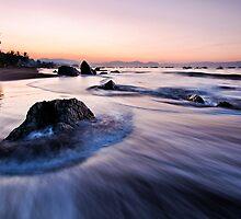 Rocks & Wave by rsabandar