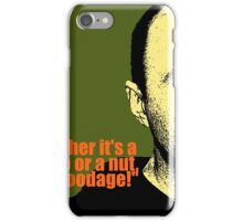 Karl Pilkington iPhone Case/Skin