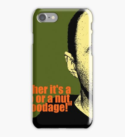 Karl Pilkington iPhone Case/Skin