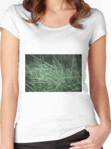 The Wind Women's Fitted Scoop T-Shirt