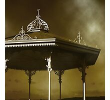 Bandstand St. Andrews Photographic Print