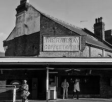 South Woodford Tube Station by AntSmith