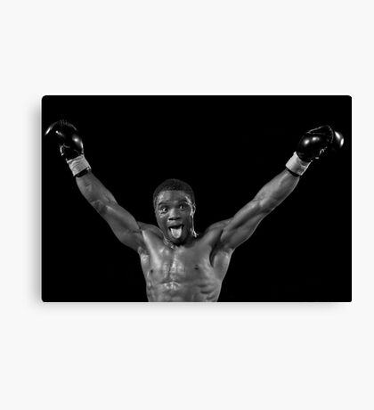 Kid Dynamite Canvas Print