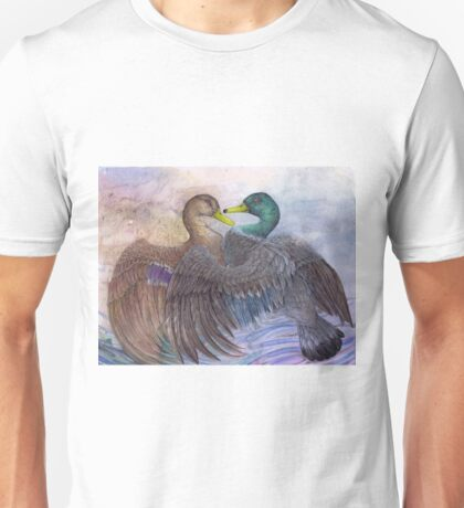 Mallard Ducks Unisex T-Shirt