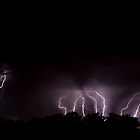 lightning over gawler by Robert-Irvine