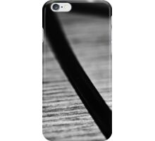Letting the Cables Sleep iPhone Case/Skin