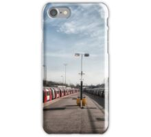 Stanmore Tube Station iPhone Case/Skin