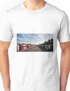 Stanmore Tube Station Unisex T-Shirt