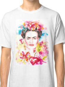 Frida´s Garden Classic T-Shirt