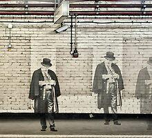 Stepney Green Tube Station by AntSmith