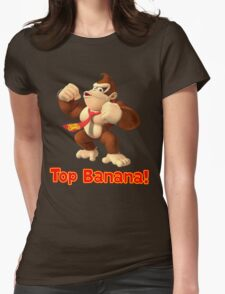 Top Banana Womens Fitted T-Shirt