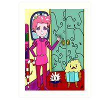 Adventure Time! Art Print