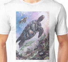 Turtle Batik Unisex T-Shirt
