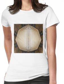 St. James's Park Tube Station Womens Fitted T-Shirt