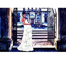 High Fashion Gate Fine Art Print Photographic Print