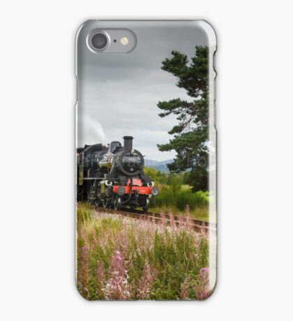Strathspey Railway iPhone Case/Skin