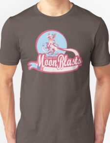 Laverre City Moon Blasts: Sylveon Sports Logo T-Shirt
