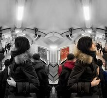 St. Paul's Tube Station by AntSmith
