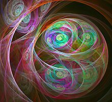 Spirals in a ball by CanDuCreations