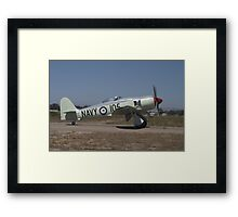 Hawker Sea Fury FB MK II Framed Print