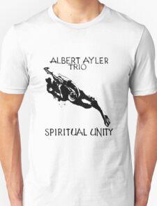 Albert Ayler Trio - Spiritual Unity 1964 Free Jazz T-Shirt