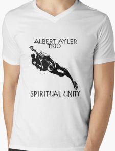 Albert Ayler Trio - Spiritual Unity 1964 Free Jazz Mens V-Neck T-Shirt